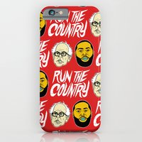 Run The Country iPhone 6 Slim Case