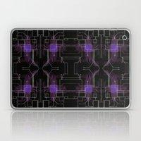Circuit Board Purple Rep… Laptop & iPad Skin