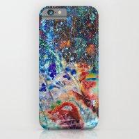 Splatter iPhone 6 Slim Case