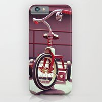 iPhone & iPod Case featuring Tricycle Americana by Vorona Photography