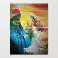 Tcs6rec16 Canvas Print