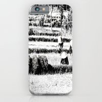 iPhone & iPod Case featuring Rice field by Maite