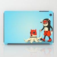 Deeryk and DaPet iPad Case
