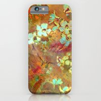iPhone & iPod Case featuring Ethereal Bloom by Joan McLemore