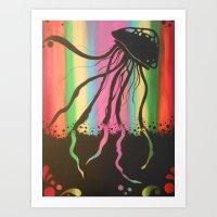 jellybelly Art Print