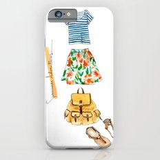Summer Adventures iPhone 6 Slim Case