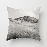 Landscape Of My Memory Throw Pillow