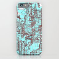 San Francisco! (Turquois… iPhone 6 Slim Case