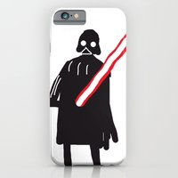You Are Drawing Vader iPhone 6 Slim Case