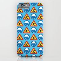 Beastie Boys Texture iPhone 6 Slim Case