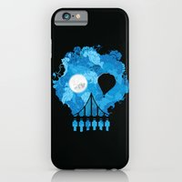 iPhone & iPod Case featuring The Moon by Paulo Bruno