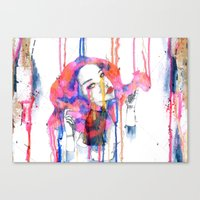 Would Be.  Canvas Print