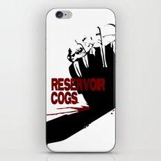 Reservoir Cogs iPhone & iPod Skin