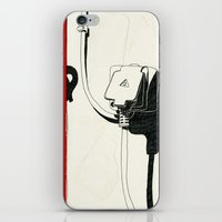 Plug iPhone & iPod Skin