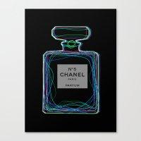 no5 Canvas Print