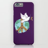 The Peacemaker iPhone 6 Slim Case