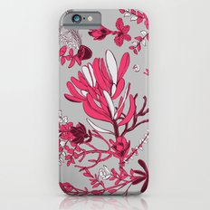 Fuchsia Cradle Flora iPhone 6 Slim Case