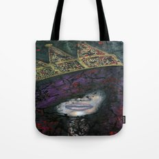 Q.U.E.E.N Tote Bag