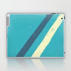 STREET SLANG / Stripes 2 Laptop & iPad Skin