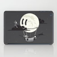 You Should See The Moon … iPad Case