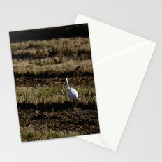 Egret Stationery Cards