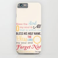 Forget Not iPhone 6 Slim Case