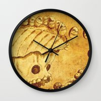 Lemmings Wall Clock