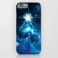 iPhone Cases featuring Frozen - Elsa by Thorin