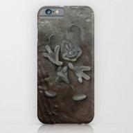 Mickey In Carbonite iPhone 6 Slim Case