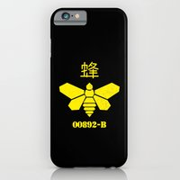 Heisenberg - Breaking Bad 892B Golden Moth iPhone 6 Slim Case