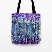 :: Purple Rain :: Tote Bag