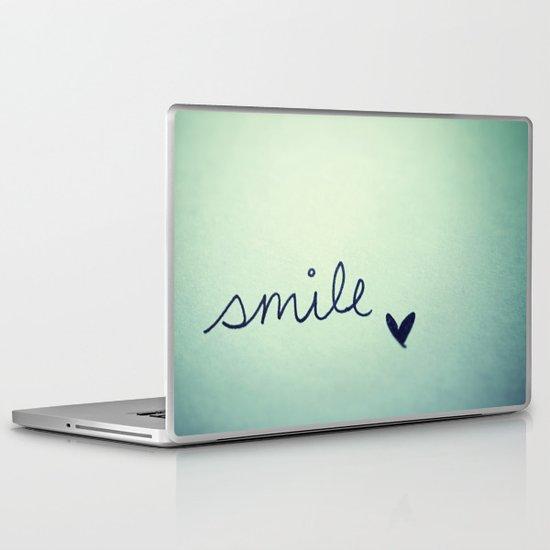 s  m  i  l  e  Laptop & iPad Skin