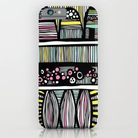 iPhone & iPod Case featuring Free Style by Sarah Doherty