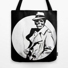 Skeleton Expatriate Tote Bag