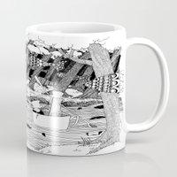 Traveling Through The Fo… Mug