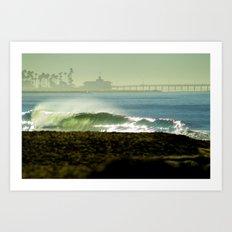 Newport Art Print