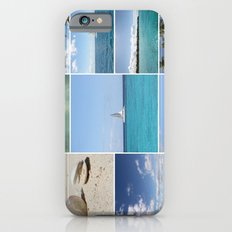 Scenic Caribbean Collage iPhone 6 Slim Case