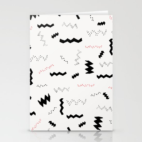 Graphic 8 Stationery Card