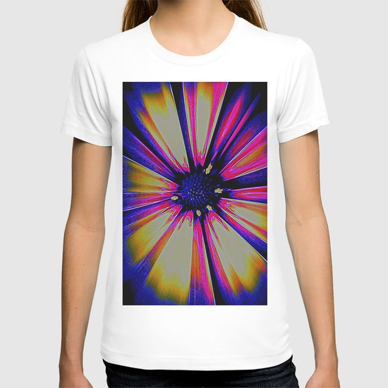 abstract cc T-shirt