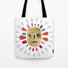 Halloween print: Mummy Tote Bag