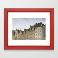 Gent Framed Art Print