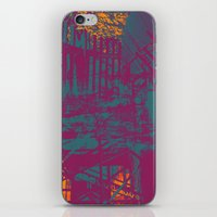 Sometimes It All Comes Together iPhone & iPod Skin