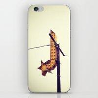 SHOOTING STAR iPhone & iPod Skin