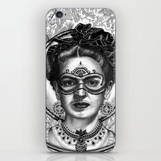 FRIDA SAVAGGE. iPhone & iPod Skin