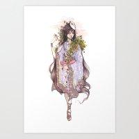 Kaizen Art Print