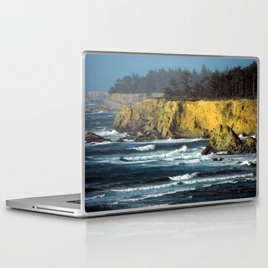 Oregon Surf Laptop & iPad Skin