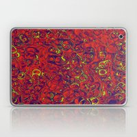 Ipad skins, Iphone, Computer, Canvas, Print, Red, Abstract, Funky Laptop & iPad Skin