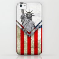 Flag - USA iPhone 5c Slim Case