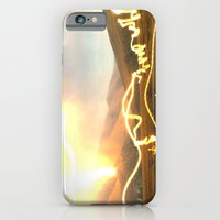 iPhone & iPod Case featuring Crackle, Fizz, Pop by D. Porter by eclectiquexx