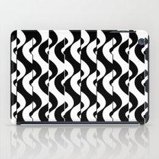 OpArt Waves iPad Case